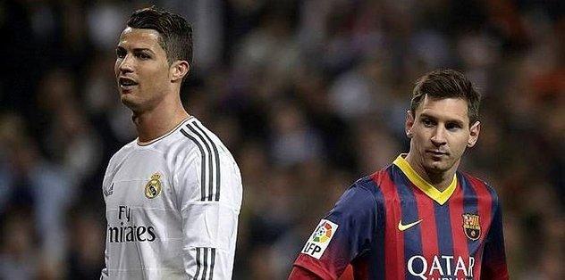 Q7 ve Messi 100'e koşuyor