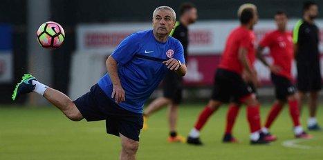 Antalyaspor'da Beşiktaş hazırlığı