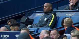 Kompany cautious after injury problems