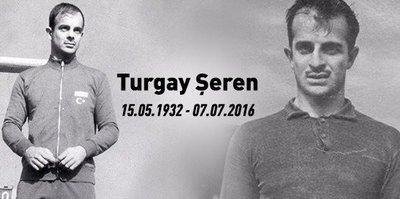 Galatasaray, Turgay Şeren'i unutmadı