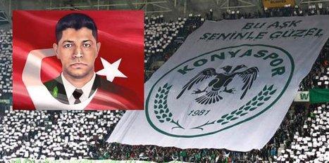 Konyaspor-Be�ikta� ma��nda �rnek davran��