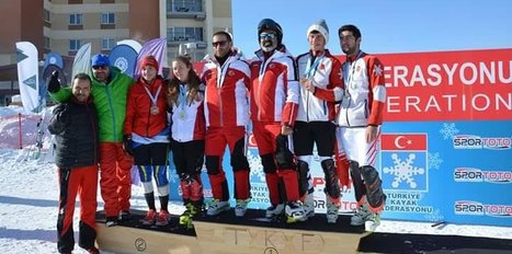 Kayakta 2 gümüş 1 bronz