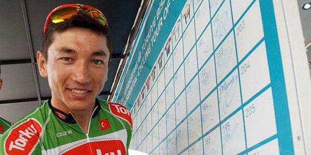 Türk bisikletinin gururu: Ahmet Örken