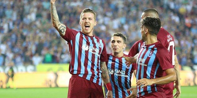 Trabzonspor'un ilginç istatistiği