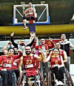 Engelsiz Aslanlar Avrupa şampiyonu oldu
