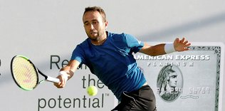 Marsel İlhan İstanbul Challenger'da çeyrek finalde