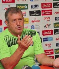 Safet Susic: En az iki transfer bekliyorum