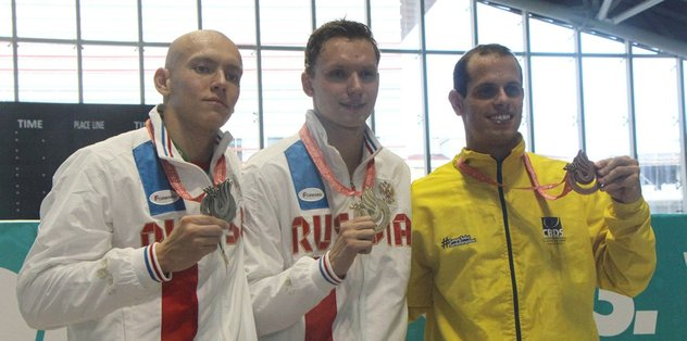 Deaflympics'te Rusya zirvede