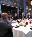Fatih Terim'le yemek yedi