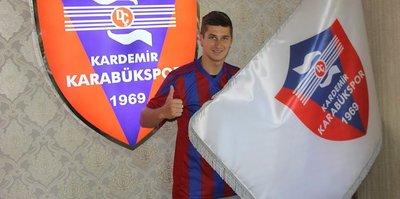 Bliznichenko, Kardemir Karabükspor'da