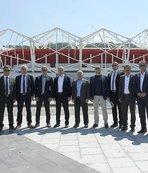 Trabzonspor yeni stadını bekliyor