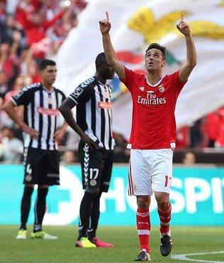 Benfica'da Jonas �oku