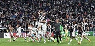 Juventus reach Champions League final