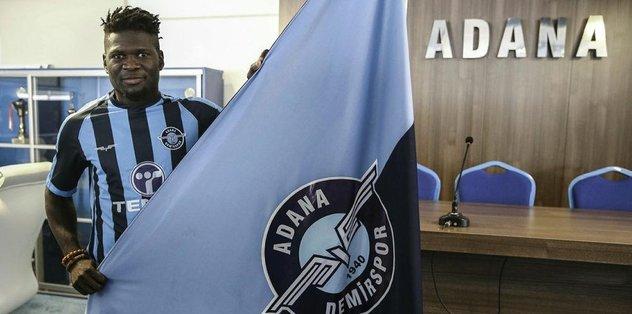 Adana Demirspor, Tambe ile sözleşme imzaladı