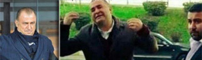 Fatih Terim'e olay tepki!