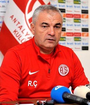 Çalımbay Trabzonspor maçı için iddialı