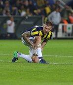 Trabzonspor maçında forma giyemeyecek