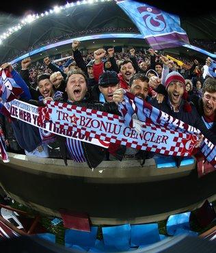 Trabzonspor taraftarına şok!