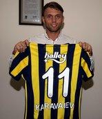 Karavayev: F.Bahçe çok büyük bir kulüp