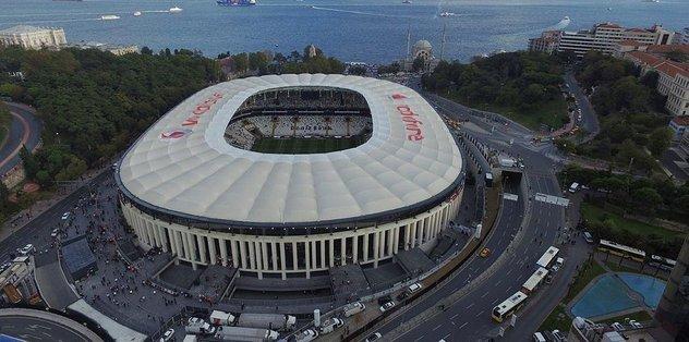 'Dünya' saatine Beşiktaş desteği