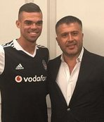 Pepe, 2 yıllık imza attı