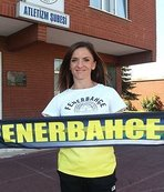 Rekortmen atlet Fenerbahçe'de