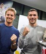 Dünya şampiyonları buluştu