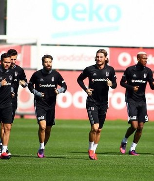 Be�ikta�, Antalyaspor ma��na haz�r