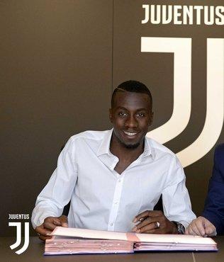 Matuidi Juventus'ta