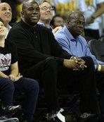 Magic Johnson, Lakers'ta!