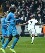 Besiktas hold Napoli to 1-1 draw in CL