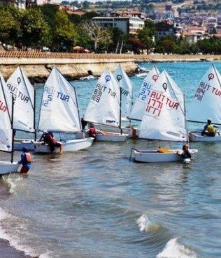 3. Rodosto Cup Yelken Yarışları başladı