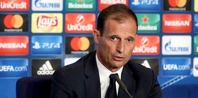 Juventus, Allegri ile nikah tazeledi