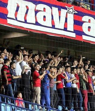 Karabükspor'da taraftar Başakşehir maçını bekliyor