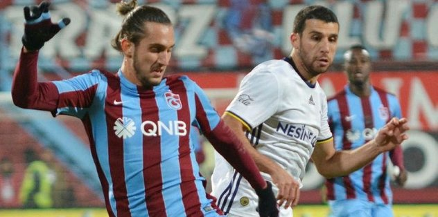 F.Bahçe, Trabzon'u ağırlayacak