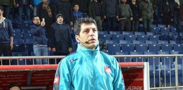 Antalyalı hakem Süper Lig'de