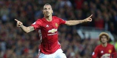 Man. United, Ibrahimovic'le yolları ayırdı