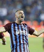 Trabzonspor'un kozu Burak