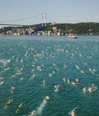 İstanbul Boğaz'ında şölen