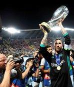 Zidane tarih yazıyor