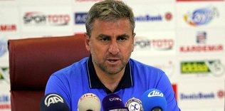 Hamza Hamzaoğlu maç sonu değerlendirmesi