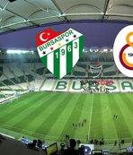 Bursaspor - Galatasaray | CANLI