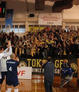 Fenerbahçe maçında gerginlik