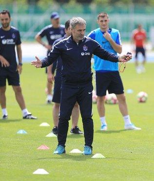 Ersun Yanal Fenerbahçe'ye kaybetmiyor