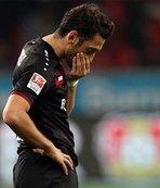 Leverkusen'den cezaya tepki geldi