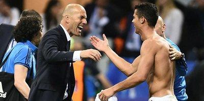 Zidane, Ronaldo'ya güveniyor