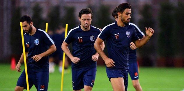 Başakşehir, Ludogorets maçına hazır