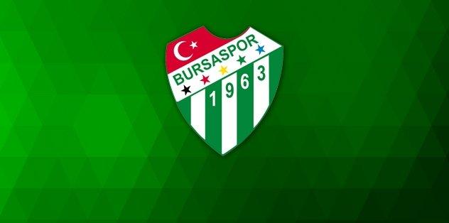 Bursaspor'a deplasman sponsoru