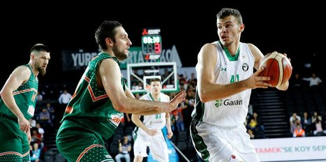 Spor Toto Basketbol Süper Ligi play-off