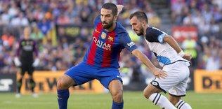 Barcelona, Deportivo'yu rahat geçti